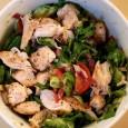 Come preparare un'ottima insalata di pollo