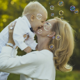 , L'intelligenza dei bambini viene soprattutto dalle loro mamme: la scienza conferma