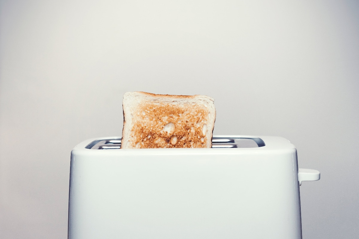 , Come lavare un tostapane senza rovinarlo?
